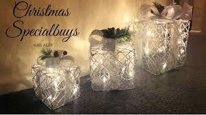 Aldi Light Up Christmas Pictures Christmas Aldi Specialbuys Review Life Appears