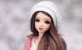 free cute barbie doll hd