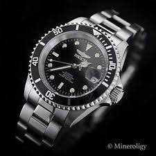 mens invicta automatic watches invicta pro diver automatic mechanical stainless steel black dial mens watch new