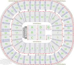 Hollywood Bowl Garden Box Seating Chart Detailed Seat Row Numbers Concert Chart Flat Floor Lower