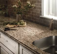 sink in a countertop