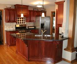Refinish Stained Wood Kitchen Refinishing Kitchen Cabinets Inside Superior How To