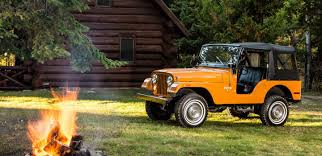Jeep History In The 1950s