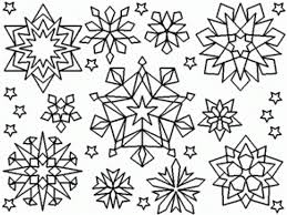 Small Picture Printable Snowflake Coloring Pages For Provide Residence