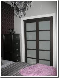french closet doors with frosted glass. Great Replacement Closet Doors Plus Love The Makeover That Whole Room Received. French With Frosted Glass
