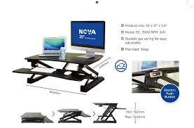 lift up stand up desk converter for australia