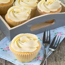 Easy Vanilla Cupcakes Charlottes Lively Kitchen