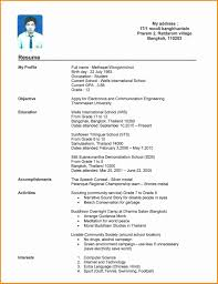 Career Objective Resume Example 60 cv object for student theorynpractice 41