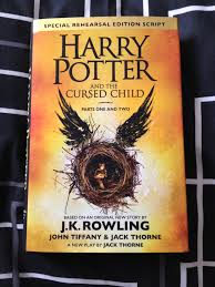 book review harry potter and the cursed child