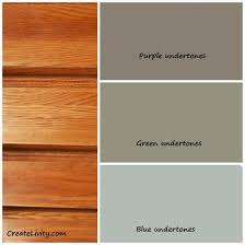 best paint colors with wood trimCreateLivity is 5 Ways To Make Oak Work Without Painting It