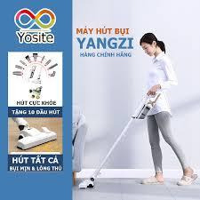 Đời Mới Nhất] Máy hút bụi cầm tay Yangzi lực hút cực khỏe hàng chính hãng  giảm chỉ còn 695,000 đ