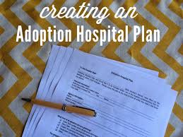 Create My Birth Plan My Grace Filled Mess Creating An Adoption Hospital Plan