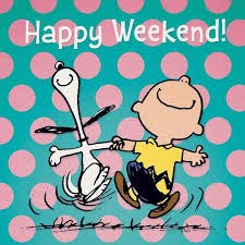 Image result for snoopy weekend