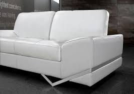 modern leather sofas. Image Of: Modern Leather Reclining Sectional Sofas