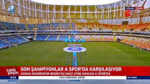 Adana Demirspor 1 - 1 Beşiktaş MAÇ ÖZETİ GOLLAR İzle videosunu izle