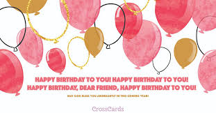 Free Happy Happy Happy Birthday Ecard Email Free Personalized