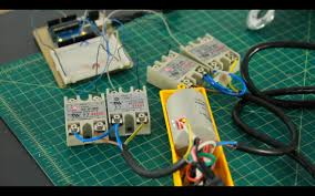 how to hack an electric hoist (ac motor) 3 steps Crane Pendant Control Wiring Diagram Crane Pendant Control Wiring Diagram #41 Overhead Crane Wiring-Diagram