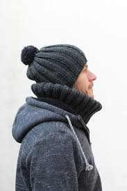 Mens Knit Hat Pattern Free