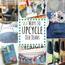 top 25 cool diy ways to upcycle old denims