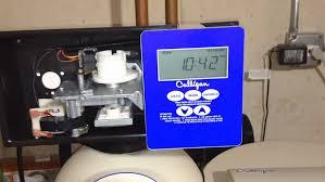How To Repair A Water Softener High Water Bills Culligan Gold Series Water Softener Repair Youtube