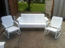 outdoor white furniture. Restored In Gloss White.Pricing Includes Curbside Freight Shipping To Your Home.Freight Company Will Call Ahead Make Delivery Appt. Outdoor White Furniture O