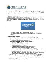 Maybe you would like to learn more about one of these? Man Targeted By Walmart Secret Shopper Scam Wants To Warn Others