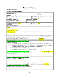 Proposal Checklist And Evaluation Form Beautiful Janitorial Worker ...