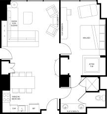 Las Vegas 4 Bedroom Suites Elara Floor Plans