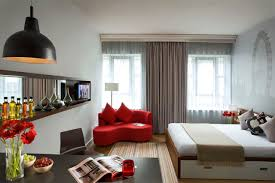 Small Bedroom Double Bed 67 Stylish Modern Small Bedroom Ideas