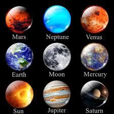 Osiem Planet lodówka magnes księżyc wpełni ziemia układ słoneczny planeta  wszechświat Galaxy mgławica gwiazda 30MM magnesy nalodówkę wystrój  domu|Magnesy nalodówkę| - AliExpress