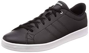 Qt Tennis In Shoes-5 At Cblack Prices Online in Adidas Eu 38 Advantage Clean - db1370 Amazon Low India Women's ftwwht Uk india Buy