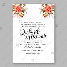 Mother S Day Menu Template Pink Chysamthemum Floral Vector Background Wedding Invitation Card Template Mothers Day Card