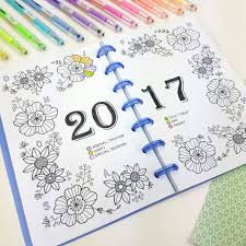 Day Tracker Planner 20 Bullet Journal Ideas Creative Tracker Charts Happiness Is