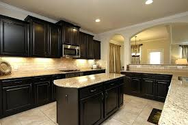 what color countertops with oak cabinets image of dark cabinets light what color granite countertops go