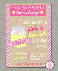 elegant 17th birthday invitation ideas