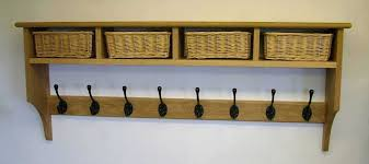Coat Rack With Storage Baskets coat rack with storage probeta 28