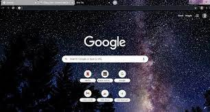 how to change google background on your