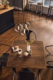 the gambit 3 lite led multiport chandelier family from tech lighting exudes undeniable beauty and