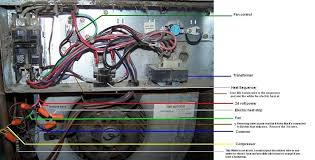 adding common wire via transformer doityourself com community forums a goodman example