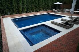 rectangular inground pool designs. Inground Pool Pictures With Spa And Lounge Chairs Rectangle Designs . Rectangular T