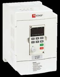 Преобразователи частоты <b>VECTOR</b>-<b>75</b> EKF Basic