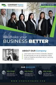 Business Flyer Design Templates Business Flyer Design Psd Corporate Identity Template