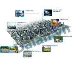 Giải pháp lắp đặt camera quan sát, camera giao thông cho thành phố