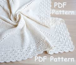 Sea Shell Afghan Crochet Pattern Amazing Inspiration Design