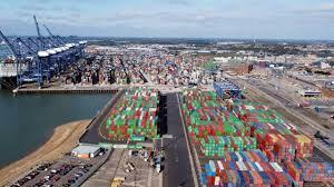 İngiltere'de tedarik krizi: Limanlar doldu, marketler boşaldı   T