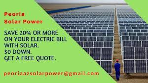 Best Solar Installation Companies In Peoria AZ- Solar Panels Peoria Arizona