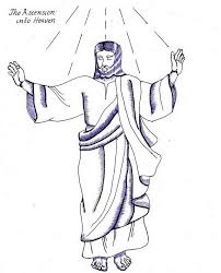 Small Picture Ascension of Jesus Christ Coloring Pages family holidaynet
