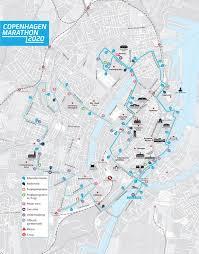 Paris Marathon Elevation Chart Copenhagen Marathon