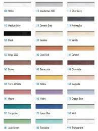 Floor Tile Grout Colour Chart Tile Design Ideas