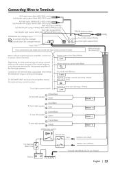 kenwood kdc mp6025 wiring radio cd instruction manual